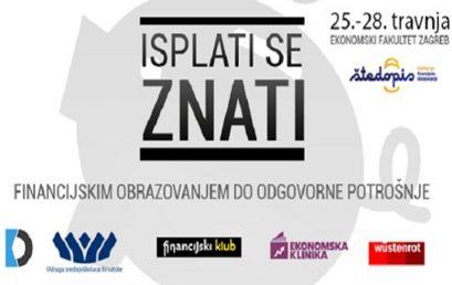 Mjesec novca na Ekonomskom fakultetu u Zagrebu