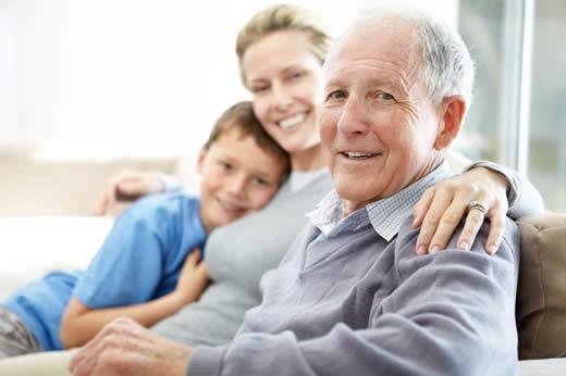 Briga za stare roditelje