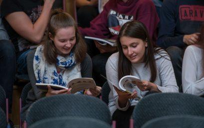 Druga godina projekta za srednjoškolce: tiskanje i doniranje 2. izdanja udžbenika, edukacije nastavnika i planovi