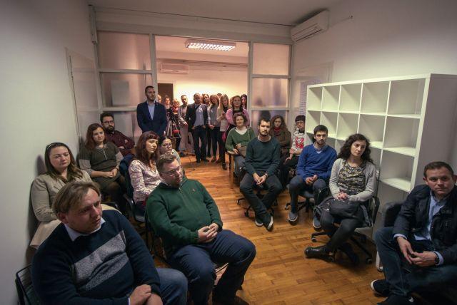 Otvoren Centar za mlade grada Zagreba